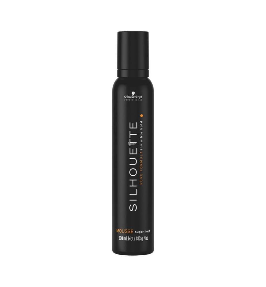 Schaumfestiger Silhouette Super Hold - 200 ml