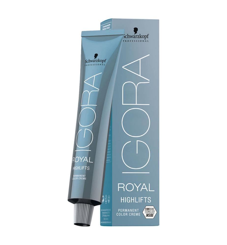 Permanente Coloration IGORA ROYAL Highlifts #10-46 - 60 ml