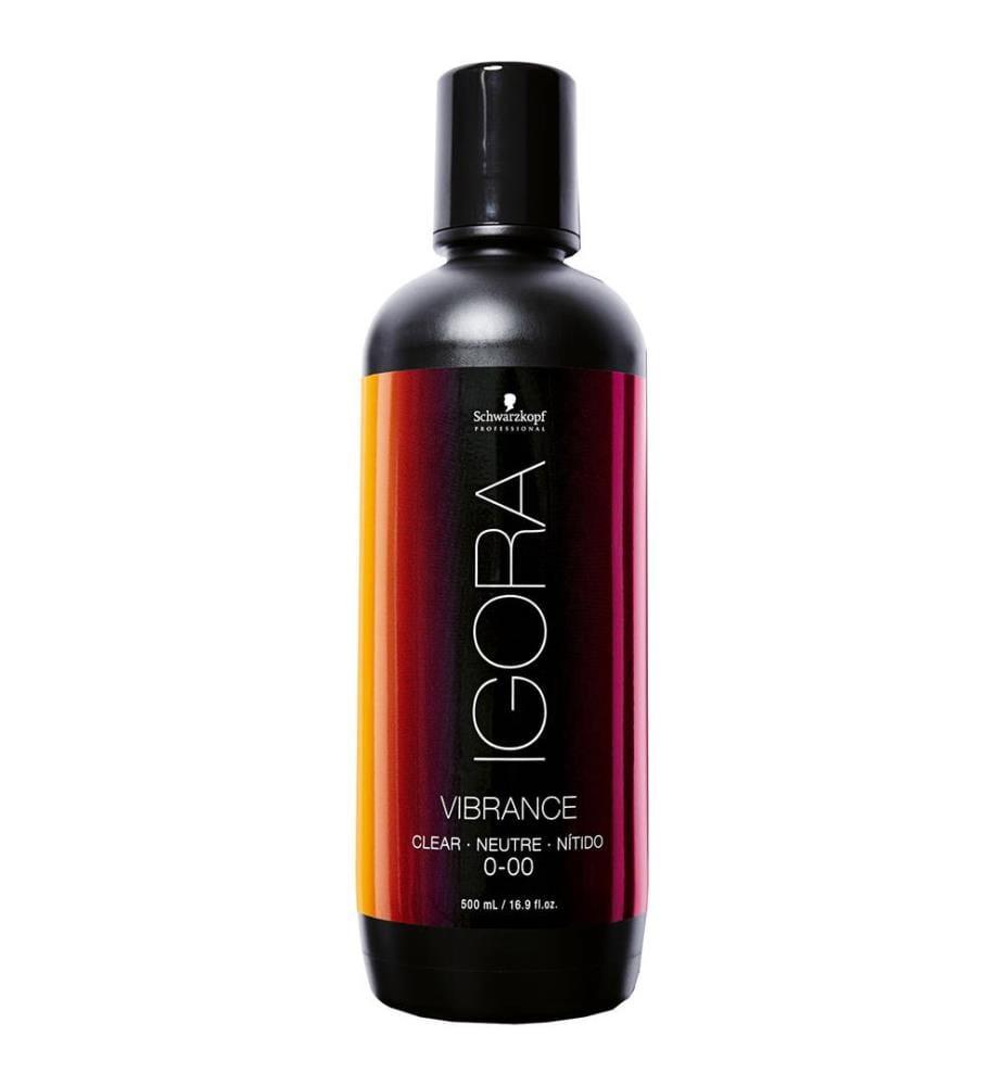 Semipermanent Coloration IGORA Vibrance #0-00 - 500 ml