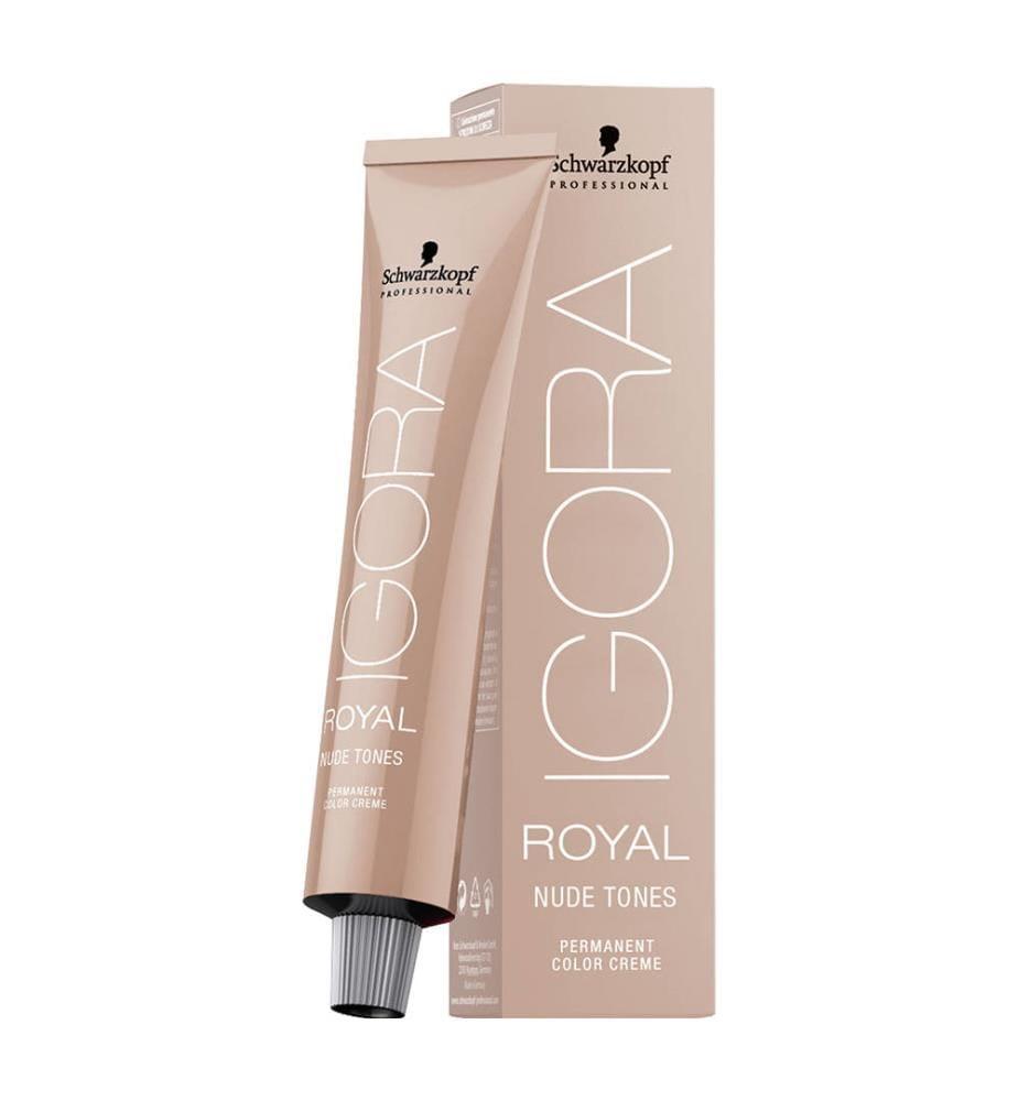 Permanente Coloration IGORA ROYAL Nude Tones #6-46 - 60 ml
