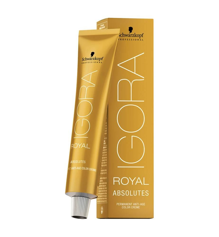 Coloration Igora Royal Absolutes #5-50 - 60 ml