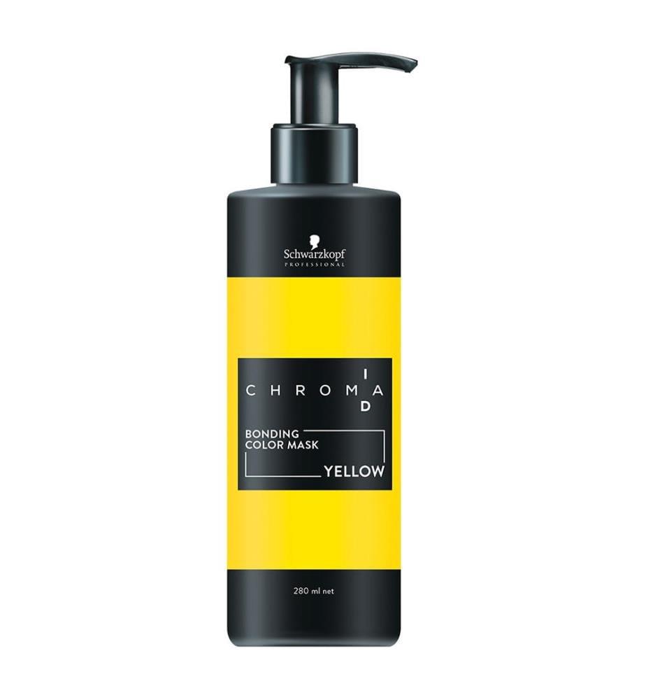 Haarmaske Chroma ID #Yellow - 280 ml