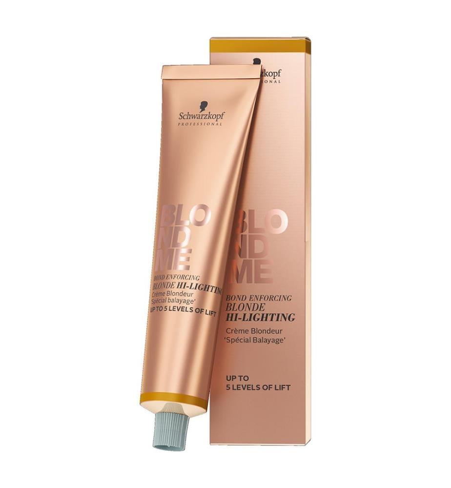 Strähnchencreme BlondMe Warm Gold - 60 ml