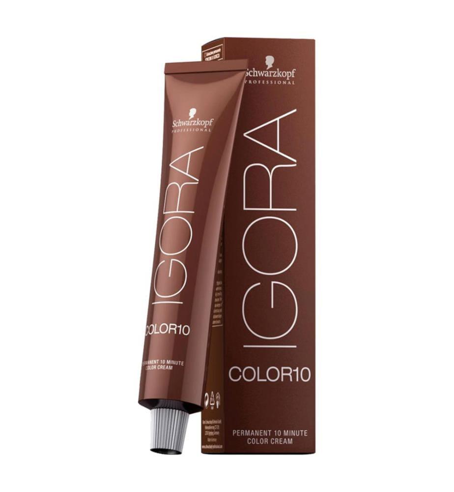Permanente Coloration IGORA COLOR10 #8-00 - 60 ml