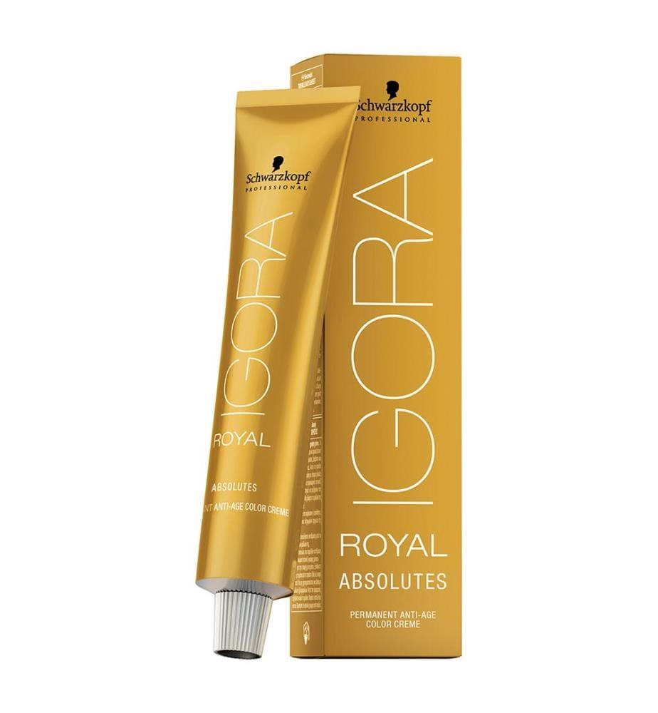Coloration Igora Royal Absolutes #5-80 - 60 ml