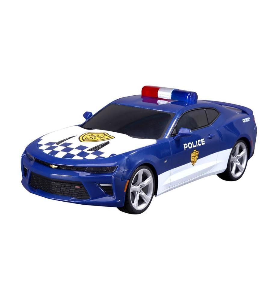 MAISTO - Ferngesteuertes AutoRC Chevrolet Camaro Police 1:14