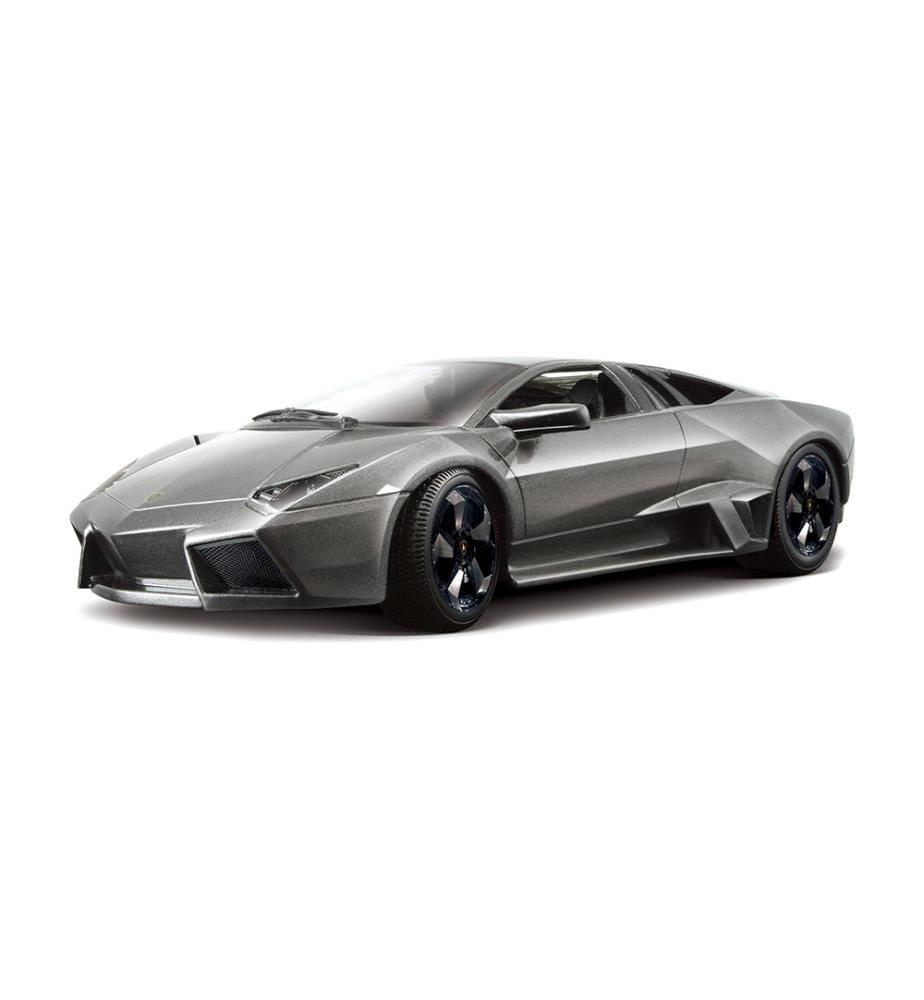 BURAGO - Modellauto - Lamborghini Reventon 1:24 grey