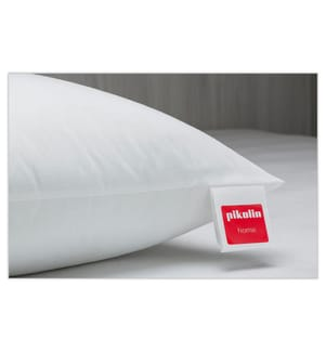 Kopfkissen mit Anti-Milben Behandlung Bezug aus Baumwolle - 80 x 80 cm