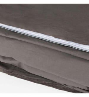 Bettgarnitur mit Bettbezug 100% - 135/140 x 190 cm
