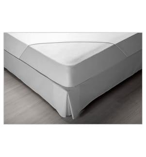 Matratzenschonbezug Frottee 100% Coton Wasserabweisend und Atmungsaktiv - 140 x 190/200 cm