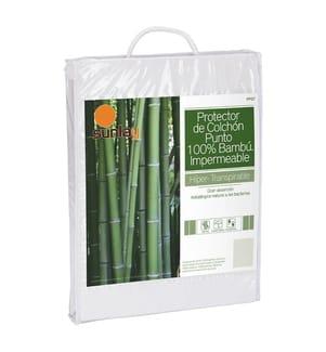 Matratzenschonbezug Bambus Hypoallergenisch Wasserabweisend - 160 x 200 cm