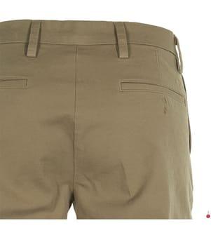 Chinohose Slim Fit - Beige