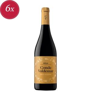6x Conde Valdemar Gran Reserva DOCa Rioja 2011