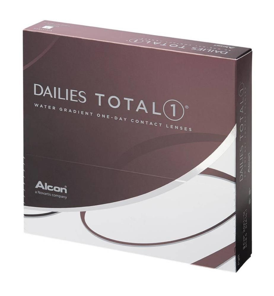 Dailies - Total1 Dioptrie -1,75 - 90 Stck.