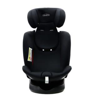 Kinderautositz G0123 Tutto Fix - Schwarz