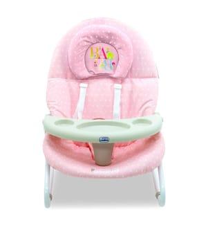 Babywippe Swing 3 in 1 - Rosa