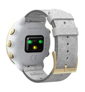 SUUNTO - Smartwatch 3 Pebble White Light Gold