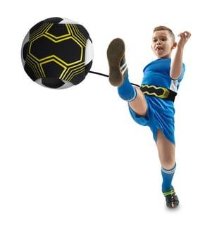 Fussball-Trainingsgürtel - Schwarz und Gelb