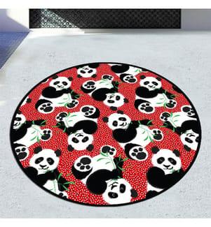 Badematte Pandam esuriit 120 cm - Multicolor