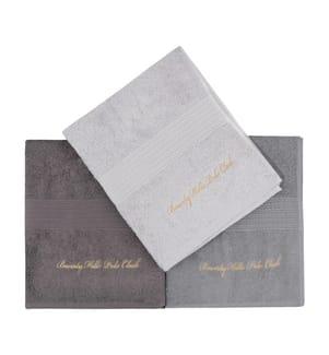 3er-Pack Handtücher - 50 x 90 cm