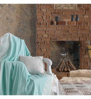 Sofa-Schutzhülle - Hellblau