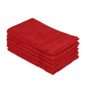 6er-Pack Badetücher 30 x 50 cm