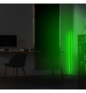 Stehlampe - Grün