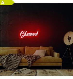 Wandlampe - Rot