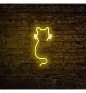 Wandlampe - Gelb