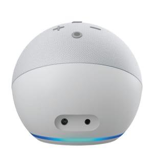 Amazon Echo Dot Smart Speaker 4. Generation - Weiss