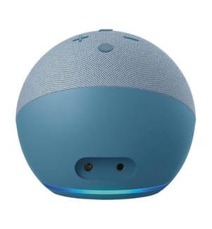 Amazon Echo Dot Smart Speaker 4. Generation - Blau Grau