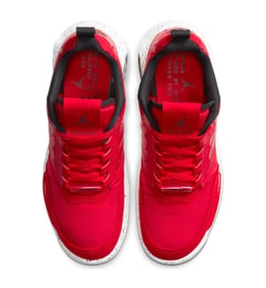 JORDAN - Sneakers Max 200 - Rot und Weiss