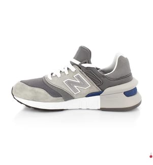 NEW BALANCE - Sneakers 997 Sport - Grau und Hellgrau
