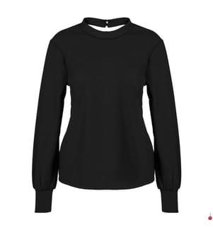 VILA CLOTHES - Top - Schwarz