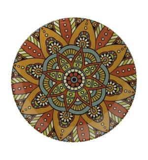 Tafelservice 24 Stück - Multicolor