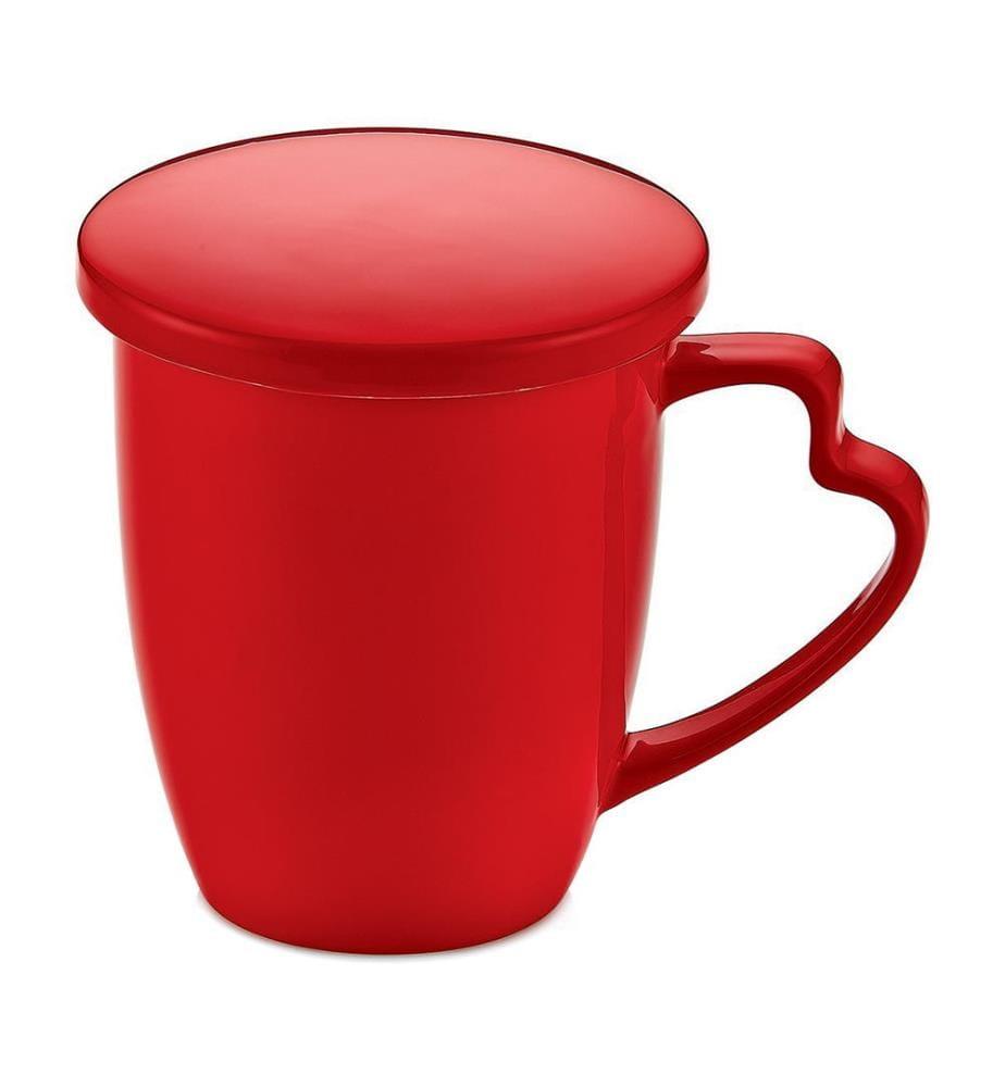 Kaffeebecher - Rot