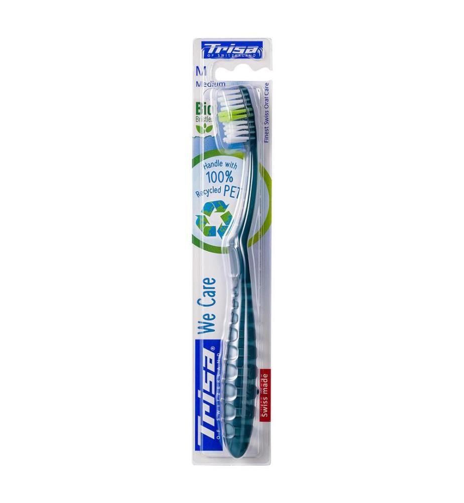 Zahnbürste WeCare - Blau