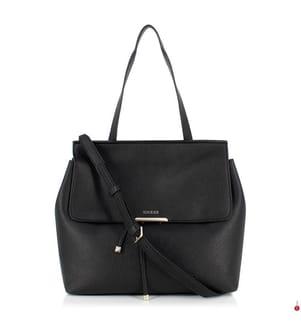 Handtasche Varsity Pop - Schwarz