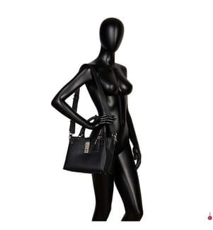 Handtasche Albury Small Girlfiriend - Schwarz