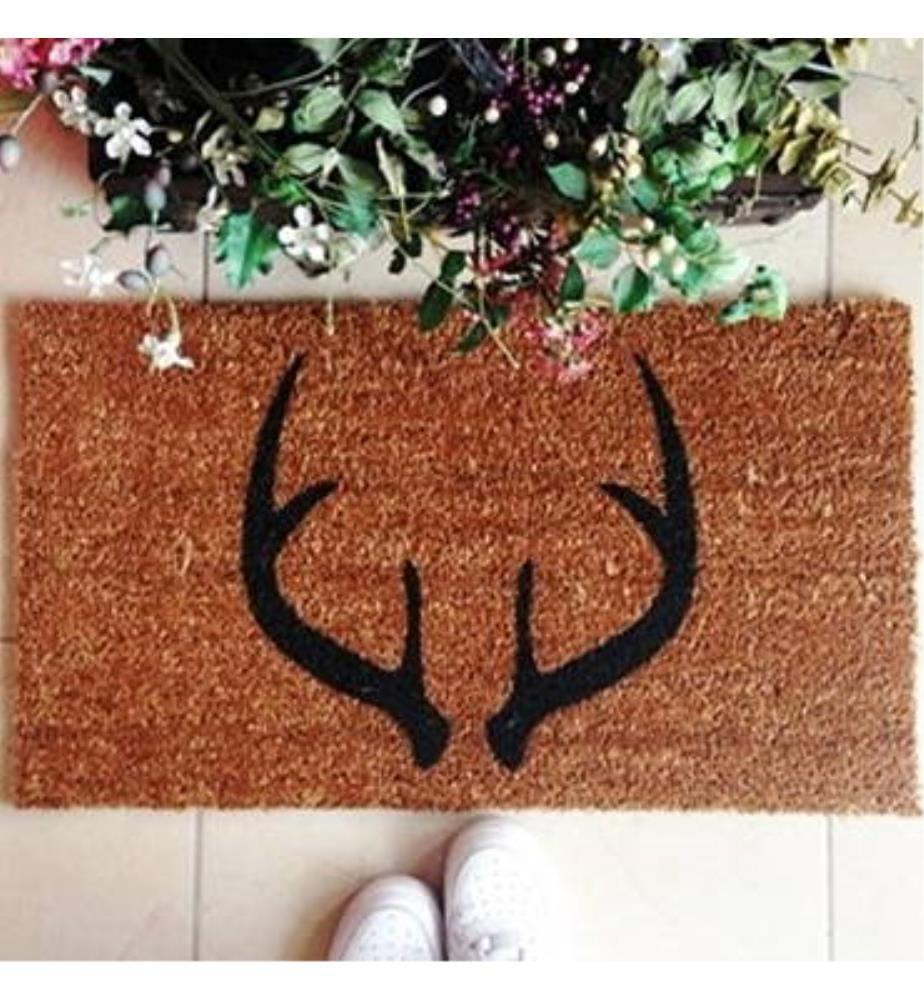 Fussmatte Deer 2019 - 70 x 40 cm