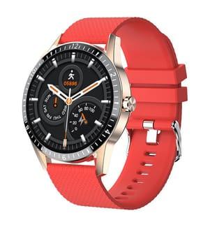 UNOTEC - Bluetooth-Armbanduhr Watchuu Unike Rot