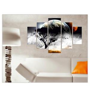 HOME - Quintychon Wandbild - 92 x 56 cm