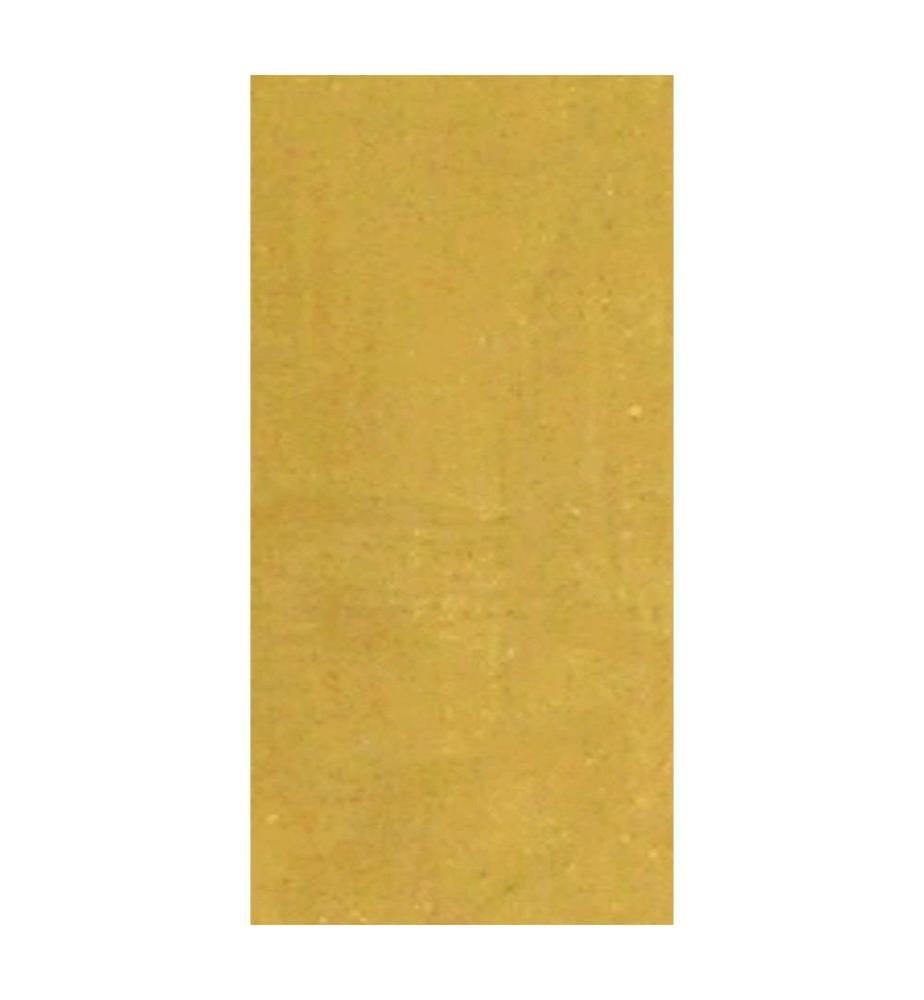 HOME - Home Wachsplatte, gold glänzend (100 x 200 mm)