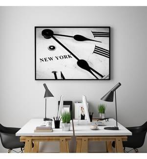 ART STUDIO - Poster Schwarz-Weiss - 30 x 40 cm