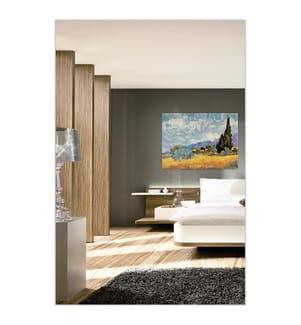 HOME - Bild Cypress Trees - 136 x 96 cm