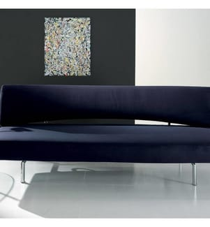 ARTE DAL MONDO - Bild White Light POLLOCK - 60 x 75 cm