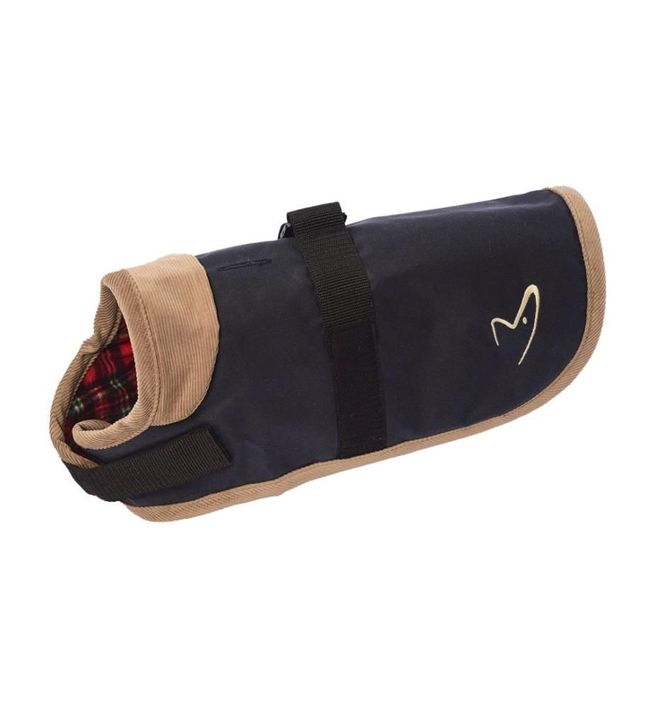 GOR PETS - Hundekleidung Edinburgh 30 cm - Marinblau