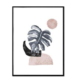 ART STUDIO - Gerahmtes Bild - 30 x 40 cm