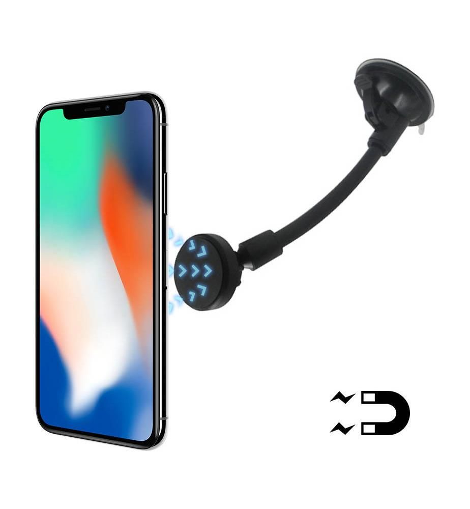 Auto-Smartphone-Halterung Magnetic - Schwarz