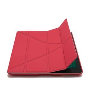 Ipad 2/3/4 Rot Origami-Hülle